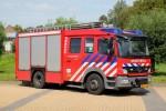 Enkhuizen - Brandweer - HLF - 10-4631 (a.D.)