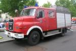 Feuerwehr - MAN 11.168 - TLF16