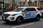 NYPD - Manhattan - Critical Response Command - FuStW 5005