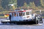 WSA Brandenburg - Motorschiff Kiebitz