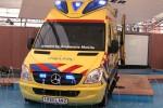 Mercedes-Benz Sprinter - Ambulanzmobile Schönebeck - RTW/MZF