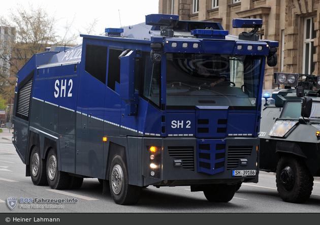 SH-39186 - MB Actros 3341 AK - WaWe 10000