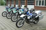 NI - Polizei - BMW 650 GS - KRäder