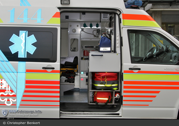 Stans - Kantonsspital Nidwalden - EA (a.D.)