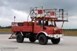 Jagel - Feuerwehr - Rettungstreppenfahrzeug