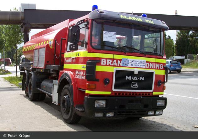 Brøndby - Brand & Redning - GTLF - V 2 (a.D.)