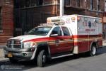 FDNY - EMS - Ambulance 148 - RTW