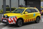 Zaventem - Brussels Airport Inspection Security - PKW - 145