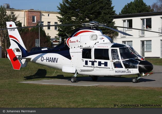 D-HAMV (c/n: 6100)
