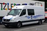 Aarau - KaPo Aargau - Signalisationsfahrzeug - WY-02 4502