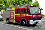 London - Fire Brigade - DPL 1202