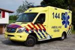 Wünnewil - Ambulanz & Rettungsdienst Sense AG - RTW - Sense 61