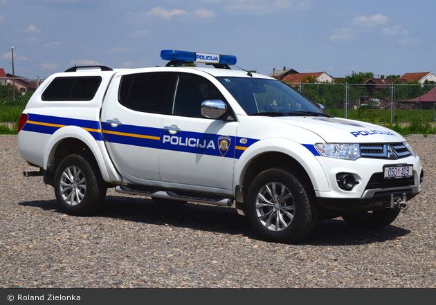 Karlovac - Policija - Granična Policija - FuStW
