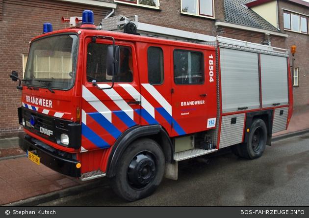 Alblasserdam - Bedrijfsbrandweer Nedstaal - TLF - 18-504