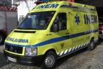 Fátima - Instituto Nacional de Emergência Médica - RTW