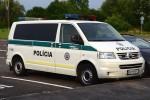 Bratislava - Polícia - Cudzinecká Polícia - GefKw