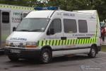 Cambridgeshire - St. John Ambulance - MZF