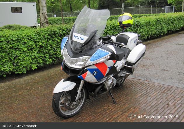Amersfoort - Politie - KRad - 4.07