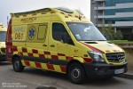 Palma de Mallorca - IB-Salut - Servei d'Atenció Mèdica Urgent - RTW - B27