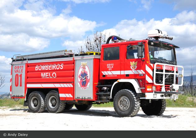 Melo - Bombeiros Voluntários - GTLF - VALE 01