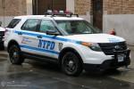 NYPD - Manhattan - 01st Precinct - FuStW 5568