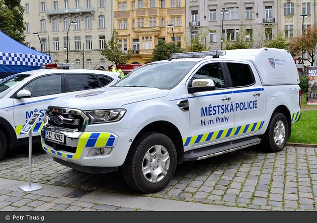 Praha - MPP - 5AZ 9292 - FuStW