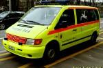 Bern - Sanitätspolizei - BNAW