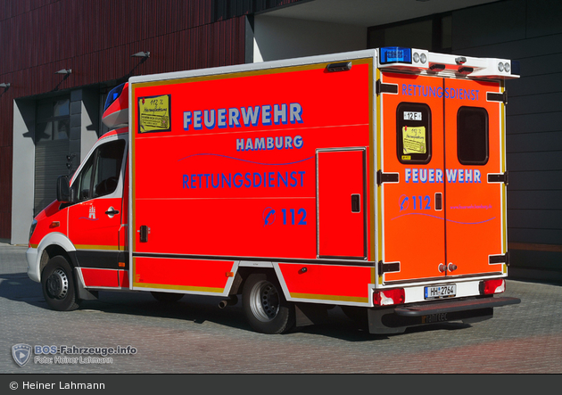 Florian Hamburg RTW (HH-2764)
