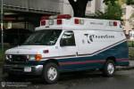 NYC - Brooklyn - Transcare EMS - Ambulance 333 - RTW