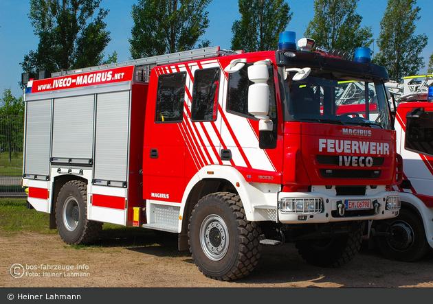 Iveco 150 E 30 - Magirus - HLF 20/16