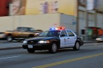 Los Angeles - Los Angeles Police Department - FuStW - 87820 (a.D.)