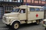 Rotkreuz Harburg 71/11 (a.D.)