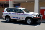 Brisbane - Police - FuStW