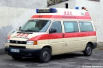 Ambulance Berlin Süd - KTW - Arnold 202 (a.D.)