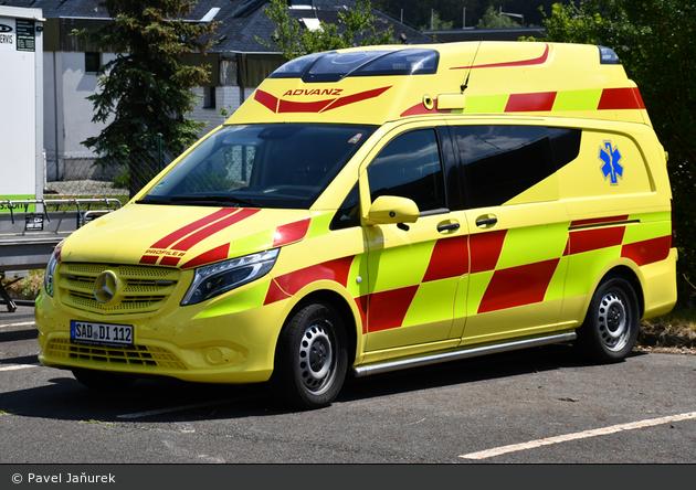 Mercedes-Benz Vito - Profile - KTW - Advanz