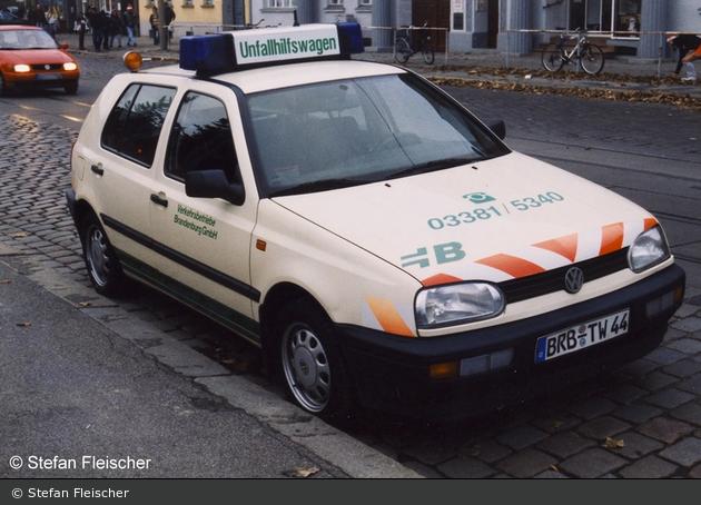Brandenburg - Brandenburger Verkehrsbetriebe GmbH - Unfallhilfswagen (a.D.)