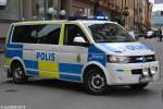 Stockholm-Norrort - Polis - FuStW - 1 35-9410
