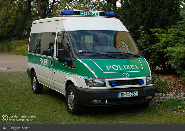 BePo - Ford Transit 115 T330 - HGruKw (a.D.)