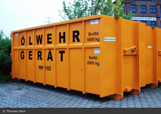 Hamburg - BSU - AB-Ölwehr (a.D.)