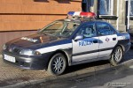 Warszawa - Policja - FuStW - Z661