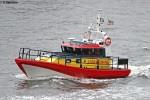 """Falkenberg - Sjöräddningssällskapet - Seenotrettungsboot """"12-14 Signe Wallenius"""""""