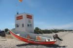 Fehmarn DLRG Rettungsboot