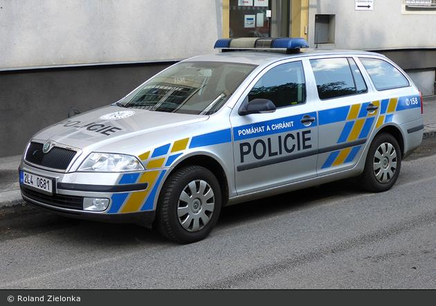 Liberec - Policie - FuStW - 2L4 0681