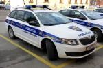 Varaždin - Policija - FuStW