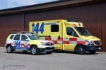 CH - Eiken - Gesundheitszentrum Fricktal - NEF & RTW (2019)