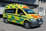 Uddevalla - Västra Götaland Ambulanssjukvård - RTW - 3 54-9110