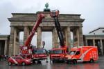 B - BF Berlin - Gruppenbild vor Brandenburger Tor