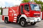 Veszprém - Tűzoltóság - GTLF