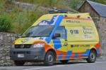 Andorra la Vella - Servei Urgent Mèdic - RTW - A-03