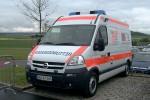 Opel Movano - Ambulanzmobile Schönebeck - RTW